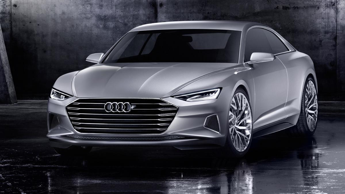 prototipos espectaculares Salón Los Ángeles 2014 Audi Prologue