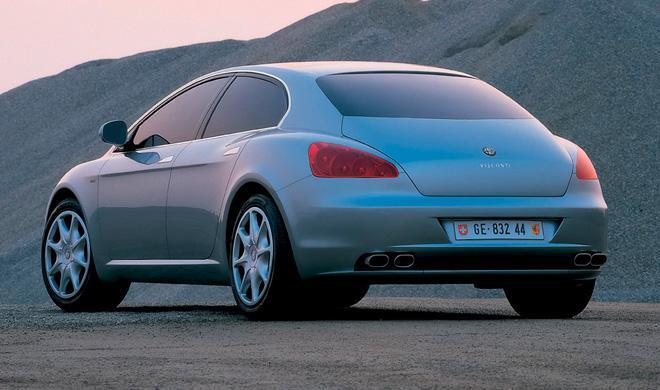 Alfa Romeo presentará una berlina media en junio de 2015