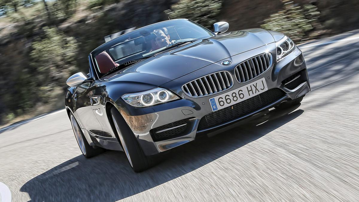 BMW Z4 sDrive35is frontal
