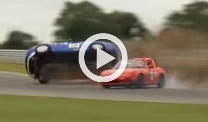 Vídeo: espectacular accidente de un Mazda MX-5 en circuito