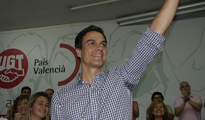 Pedro Sánchez suprime los coches oficiales del PSOE