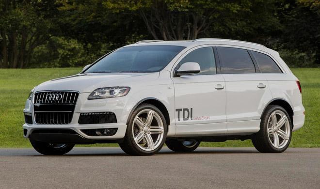 El nuevo Audi Q7 tendrá una versión híbrida diésel