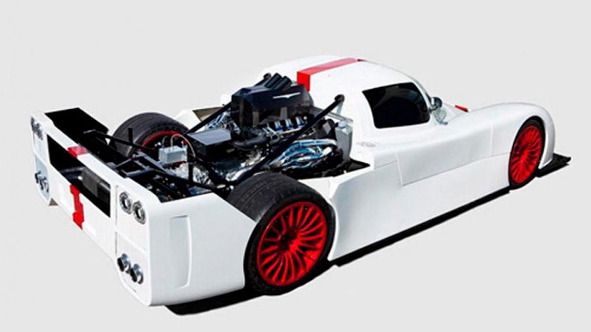 Fahlken Larea GT1 S12