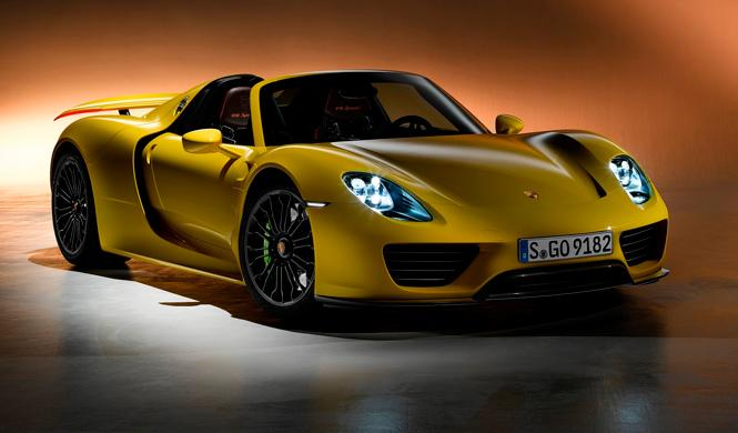 Porsche 918 Spyder: todos vendidos y sucesor confirmado