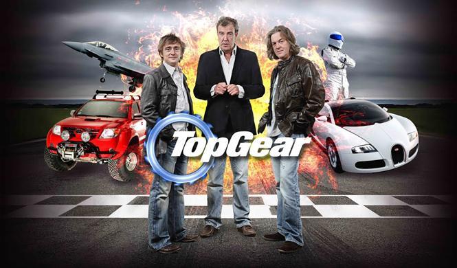 Un parque de atracciones inspirado en el programa Top Gear