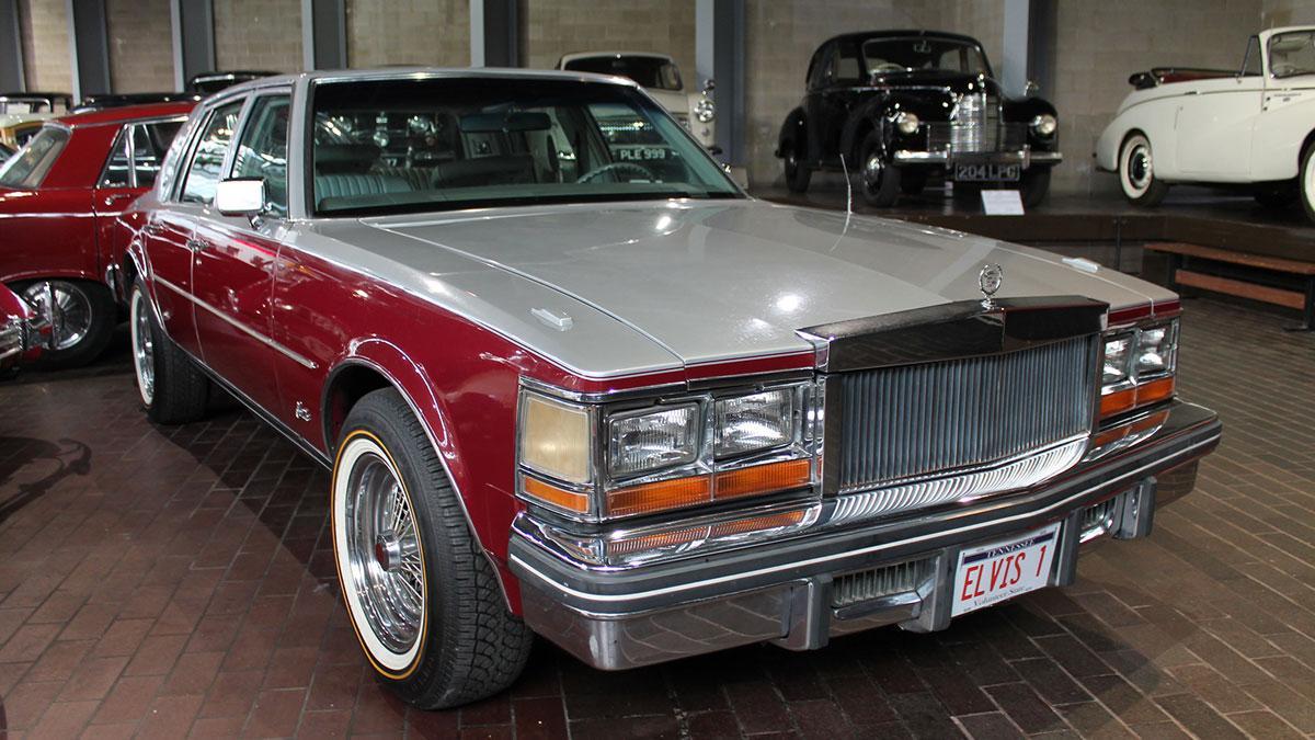 Cadillac Seville de Elvis