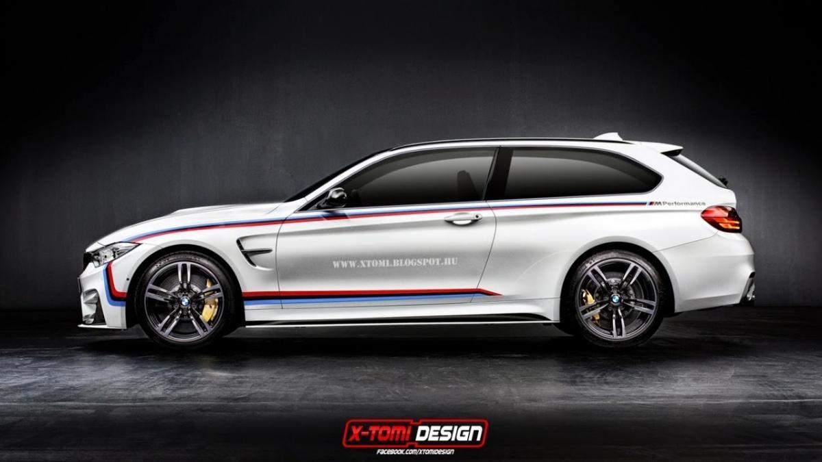 BMW M4 Shooting Brake