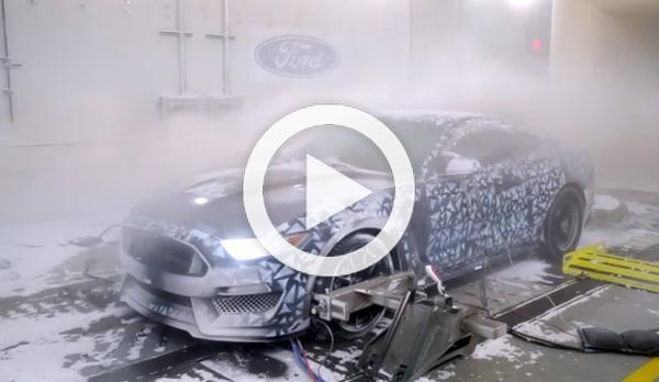 Vídeo: Ford congela el Mustang Shelby GT350