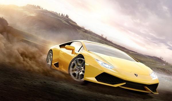 Los mejores juegos de coches de 2014