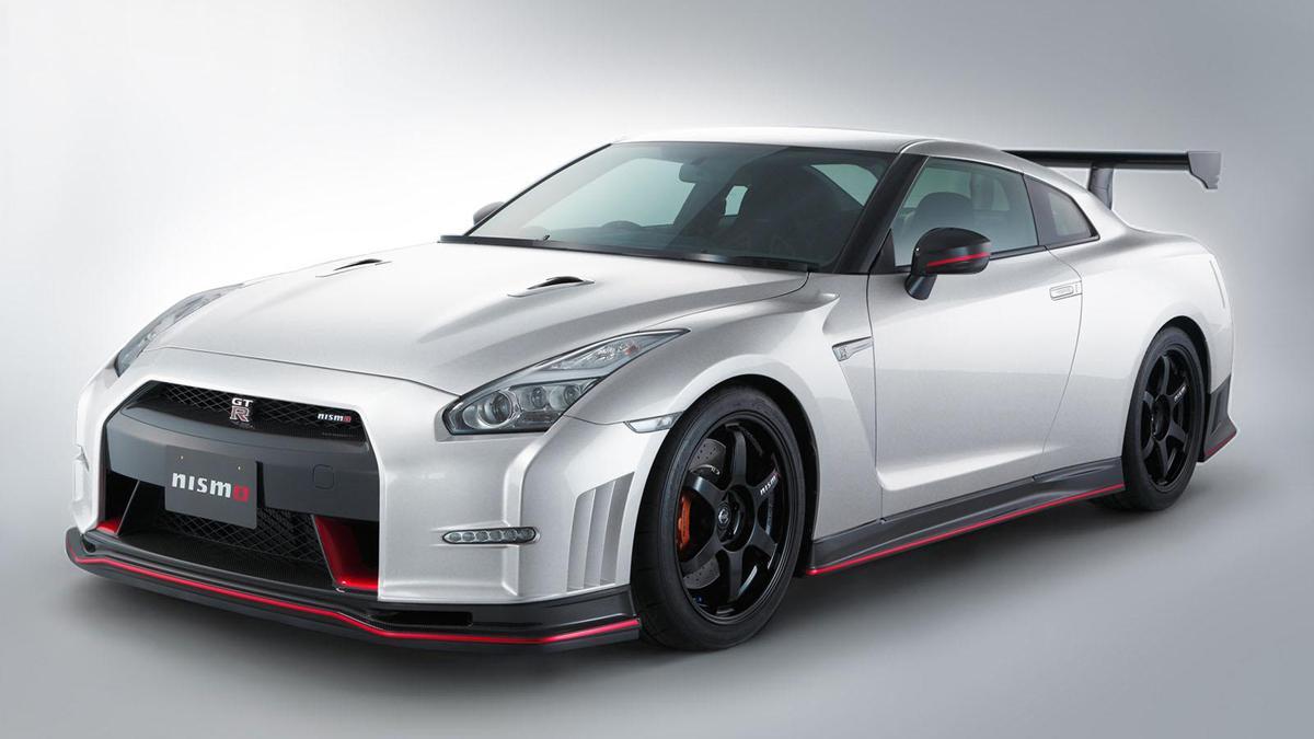 Nissan Tokio Auto Salon 2015 GT-R Nismo