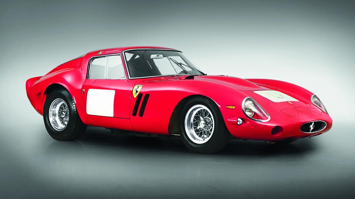 coches más caros subastados 2014 Ferrari 250 GTO