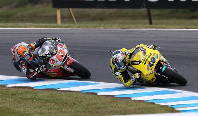 Resultados carrera Moto2 GP Australia 2014