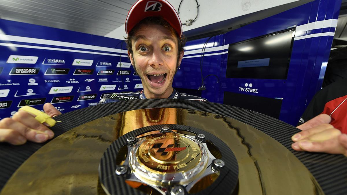 Valentino Rossi GP Australia 1