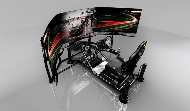 Vesaro Sim Racing: el simulador definitivo de carreras