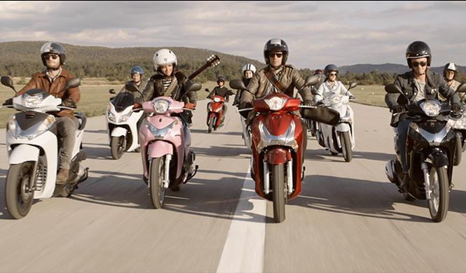 El mercado de motos crece en noviembre un 25,4%