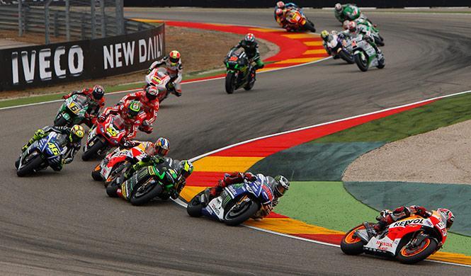 Cambios técnicos y deportivos en el Mundial de MotoGP 2015