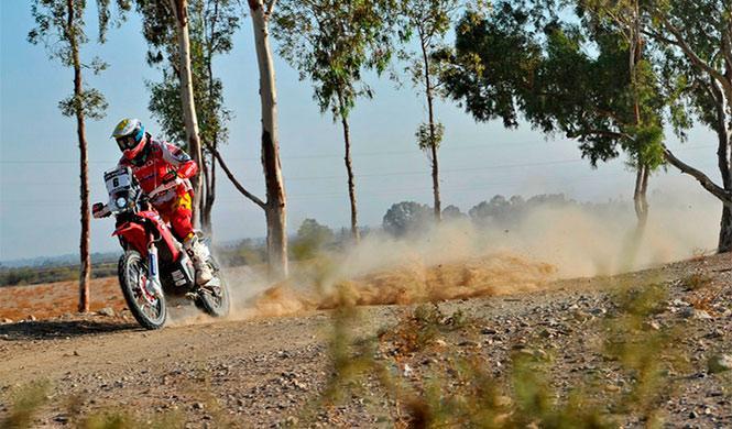 """Barreda, """"con todas las herramientas para ganar el Dakar"""""""