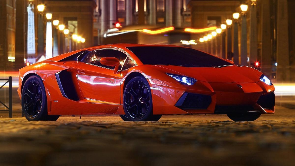 superdeportivos comprarte El Gordo Lamborghini Aventador