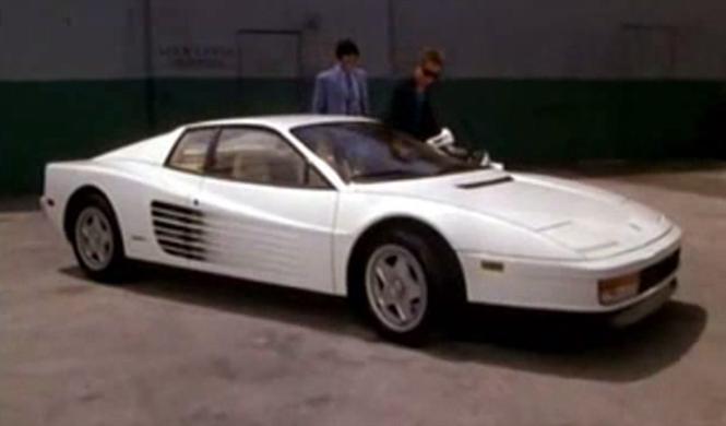 A subasta el Ferrari Testarossa de 'Corrupción en Miami'