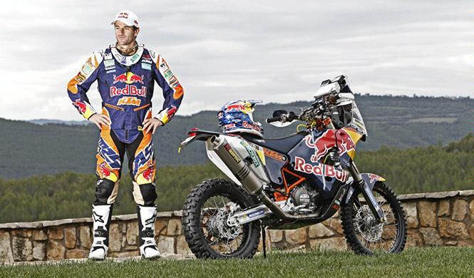 Marc Coma no descarta correr el Dakar en coche