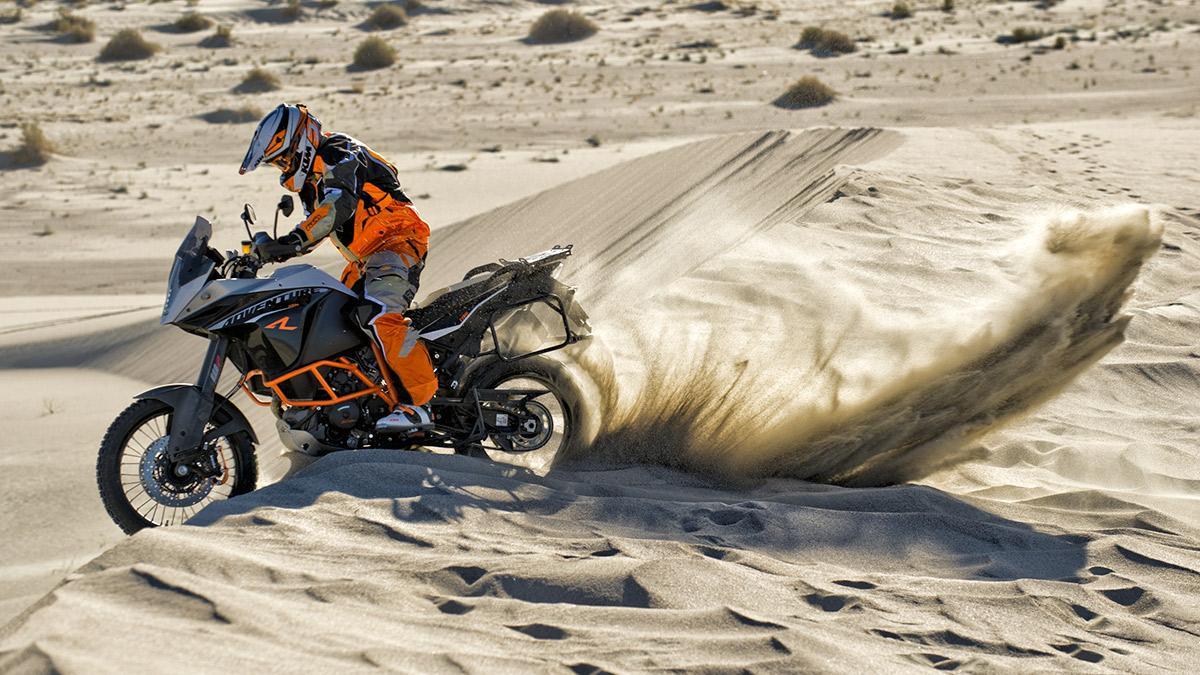 Cinco motos para realizar una aventura africana