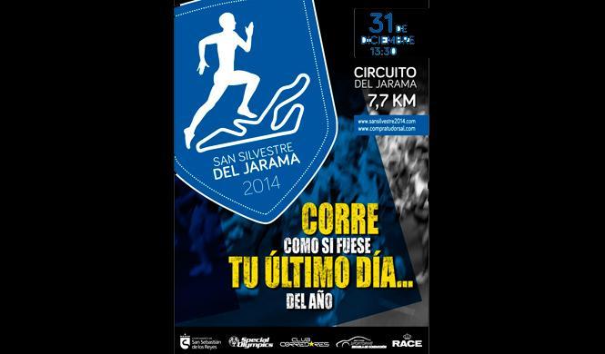 Más de 3.000 personas en la I San Silvestre del Jarama-RACE