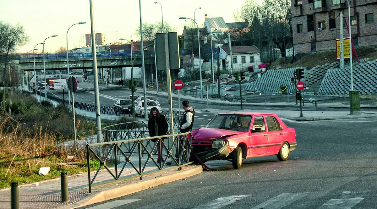 96 ciudades españoles sin muertos por accidente de tráfico