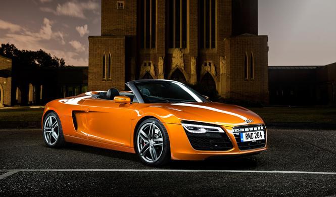 Audi nos felicita las fiestas con 12 imágenes increíbles