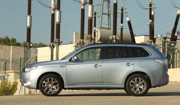 Mitsubishi Outlander PHEV, fuente de energía para una casa