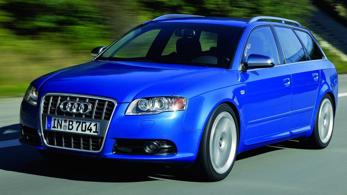 Audi S4 Avant - Frontal