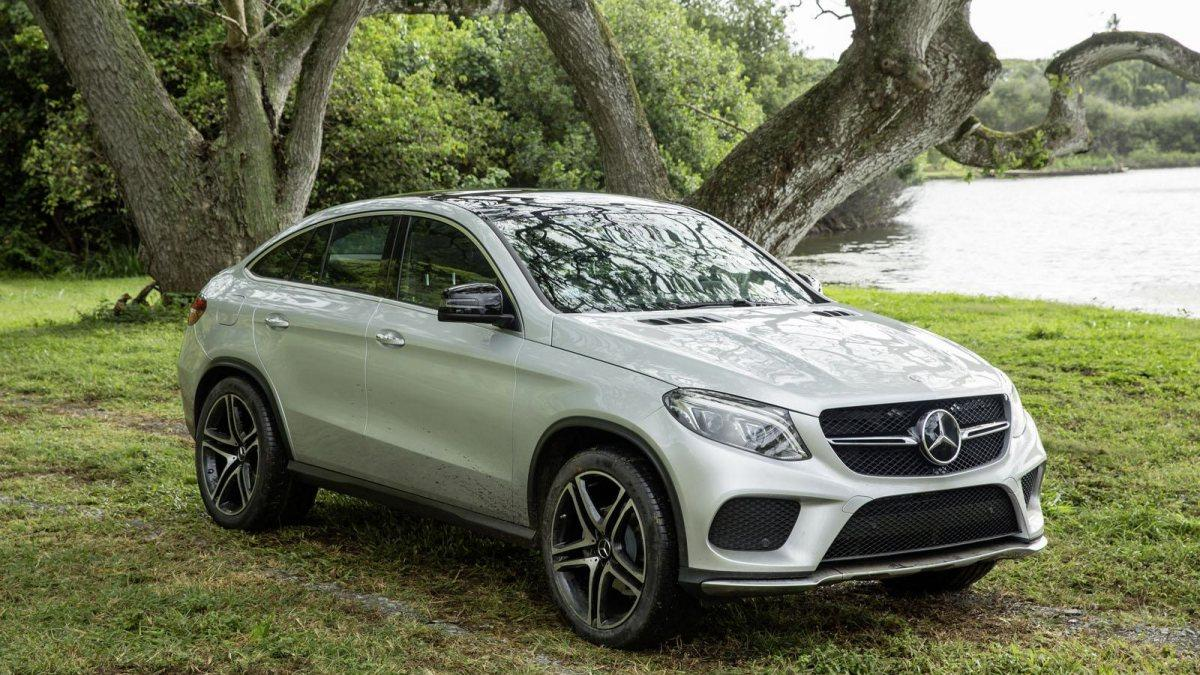 Mercedes GLE Coupé de Jurassic World