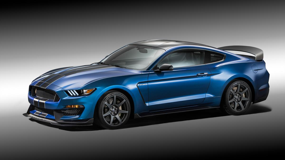 Ford Mustang Shelby GT350R 2016 - 1