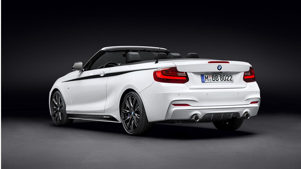 BMW M Performance Parts BMW Serie 2 Cabrio - Trasera