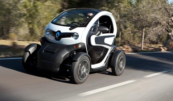 Rayttle E28, una copia china del Renault Twizy