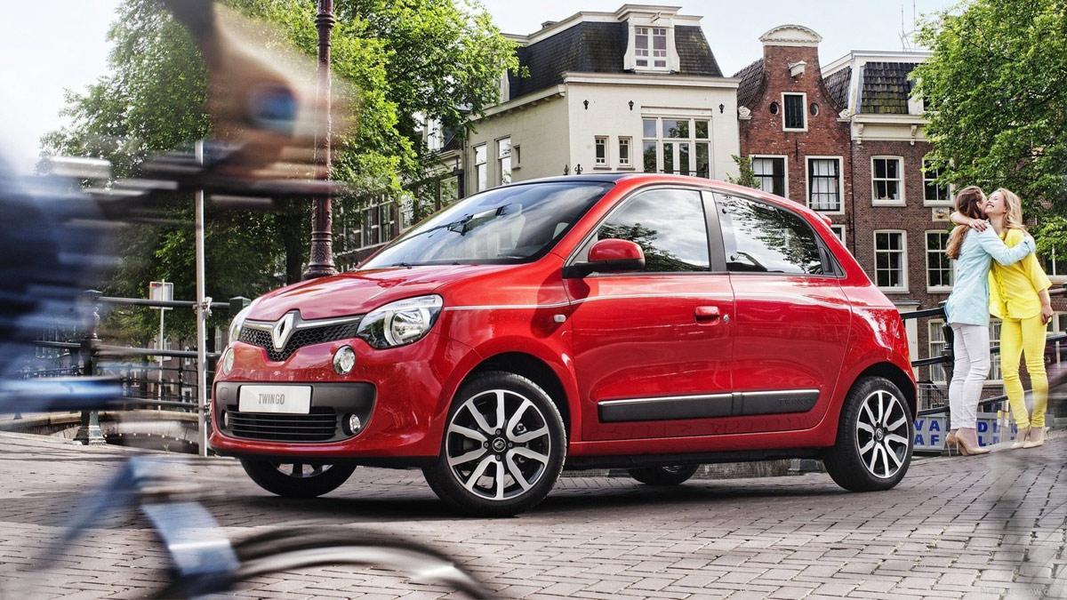 mejores coches ciudad Renault Twingo