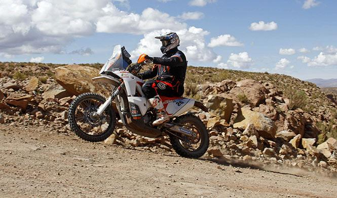 Dakar 2015 Etapa 12: Toby Price gana, Marc Coma se defiende