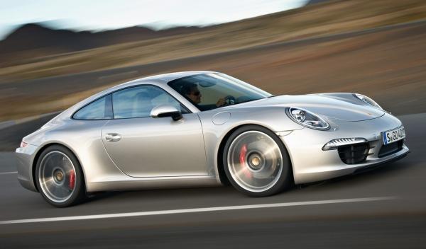 Los motores de los nuevos Porsche 911 tendrán turbo