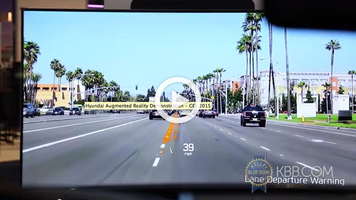 Vídeo: atención a la realidad aumentada de Hyundai
