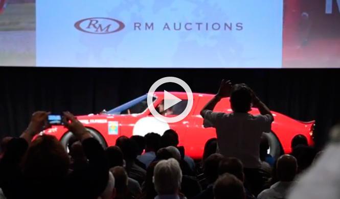 ¡Subasta récord! Ferrari 250 LM de 1964 por 8,2 millones