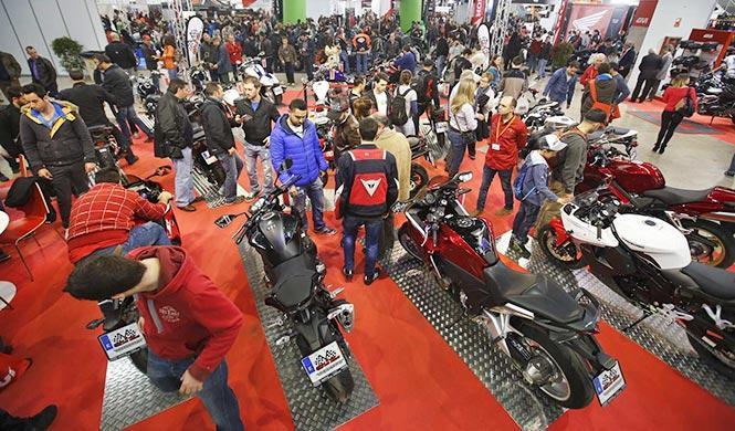El 2º Salón de la Moto de Barcelona, del 27 al 29 de marzo