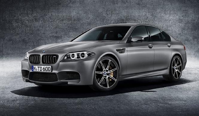 Locura: Pagan más de 600.000 euros por este BMW M5 30 Jahre