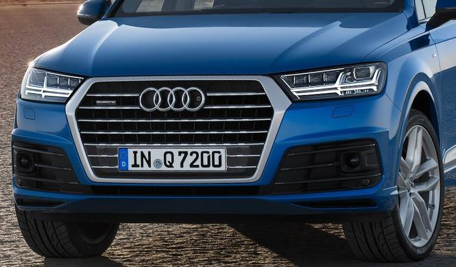 Locura: ¡un Audi Q7 con carrocería pick-up!