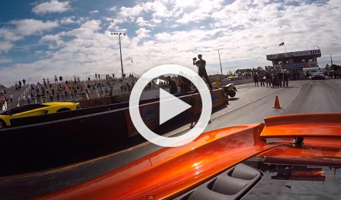 McLaren MP4-12C vs. Lamborghini Aventador, ¿quién ganará?