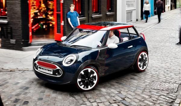 BMW podría lanzar el Mini Minor con ayuda de Toyota