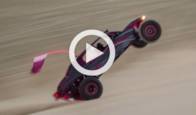 Vídeo: un buggy de 700 CV más caro que un Ferrari