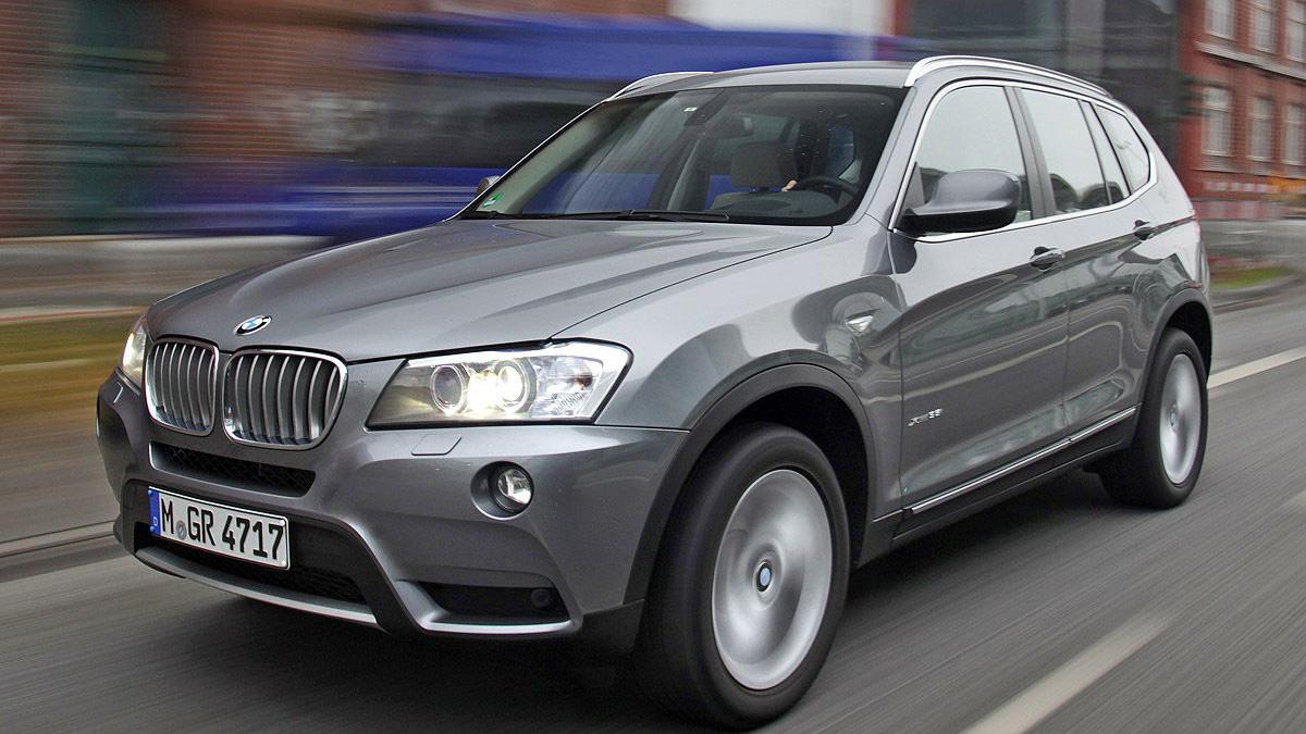 BMW X3 35i Sport Automático