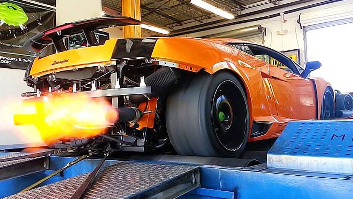 Lamborghini Gallardo de Dallas Performance