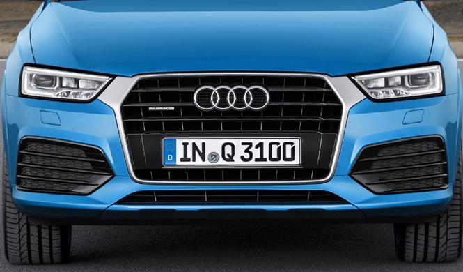Audi usará la denominación Q1 tras la negativa de Fiat