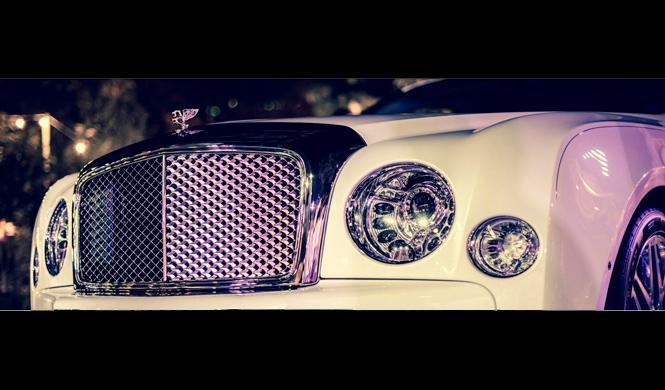 Edición especial: Bentley Mulsanne Majestic