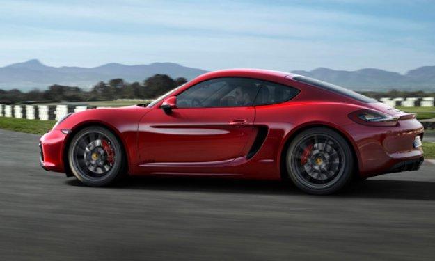 'Teaser' del Porsche Cayman GT4, desvelado en Real Racing 3